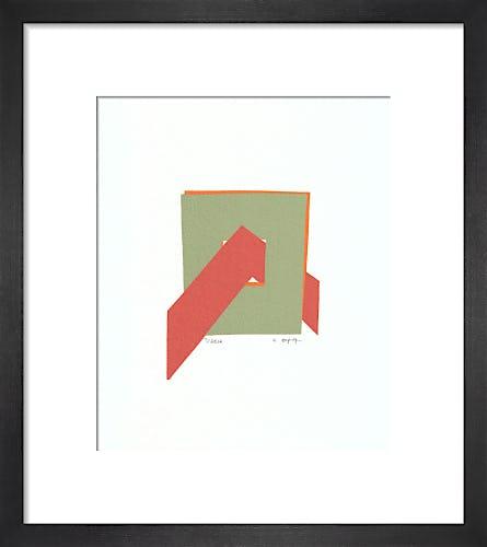 Tribeca (serigraph) by Denise Duplock