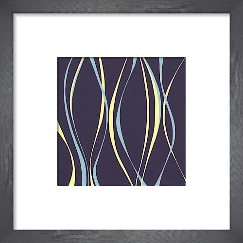 Aqua Blue (giclee) by Denise Duplock