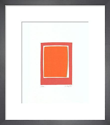 Soho (serigraph) by Denise Duplock