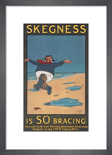 Skegness is So Bracing by Hassall
