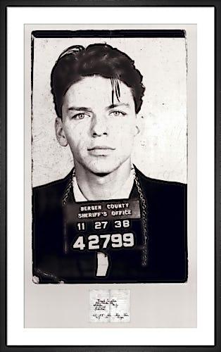 Frank Sinatra, 1938 by Celebrity Image
