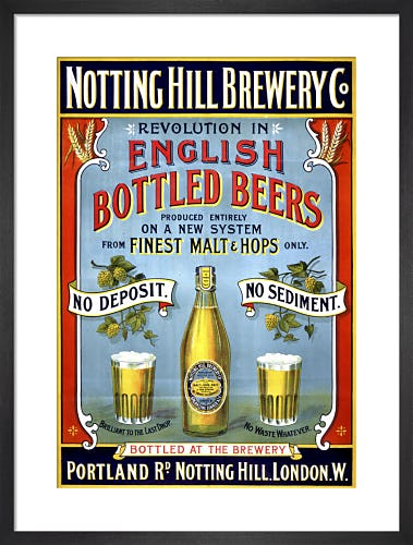 Notting Hill Brewery by The National Archives