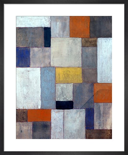 Aubette Design for The Stage Pour Le Plafond by Theo van Doesburg