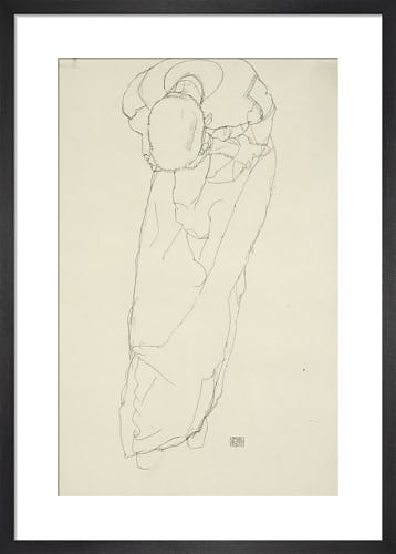The Monk, 1914 by Egon Schiele