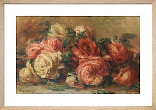 Discarded Roses by Pierre Auguste Renoir