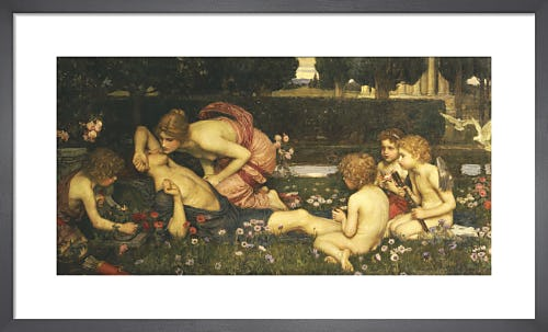 The Awakening of Adonis, 1899 by John William Waterhouse