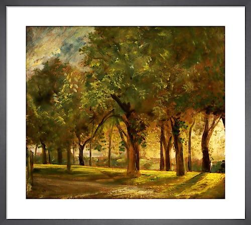 Judge's Walk Hampstead, c.1820 by John Constable