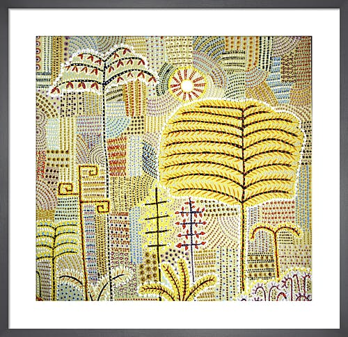 Living with Fern by Thai Fine Art