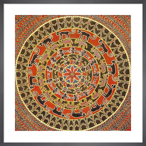 Harmony by Thai Fine Art