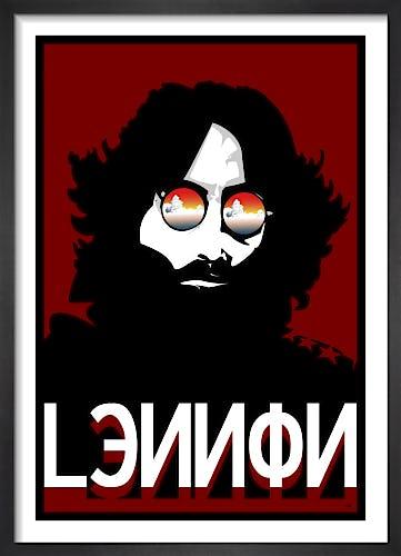 Lennon's on sale again by Christopher James Dayman