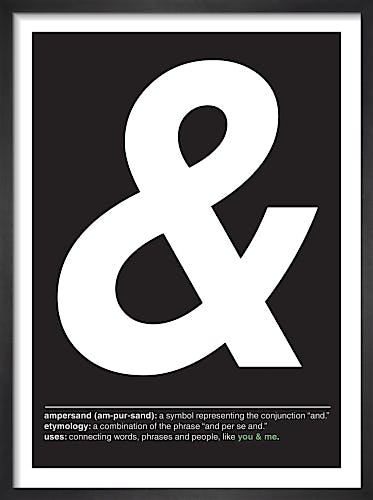 Ampersand by Yeah, That