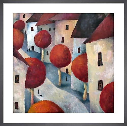 The Avenue by Jeremy Mayes