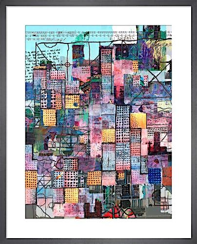 Metropolis II by Andy Mercer