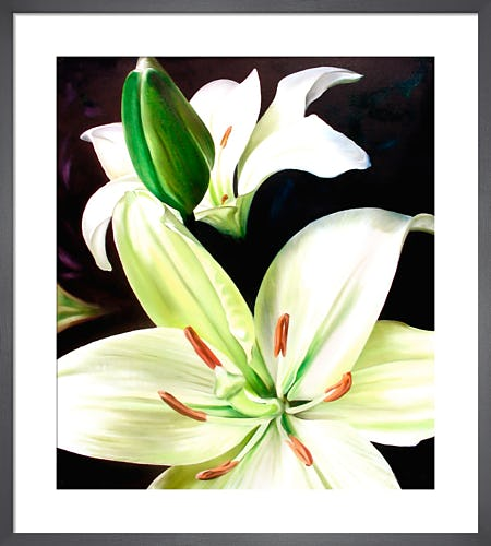 English Lilies by James Knowles