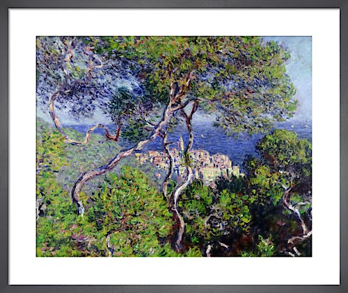 Bordighera, 1884 by Claude Monet