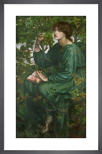 Day Dream, 1880 by Dante Gabriel Rossetti