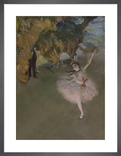 L'Étoile (The Star) c.1876 by Edgar Degas