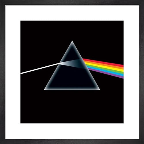 Pink Floyd (Dark Side Of The Moon) by Celebrity Image