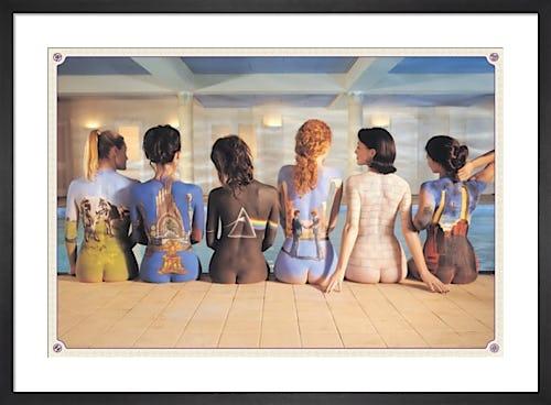 Pink Floyd (Back Catalogue) by Celebrity Image