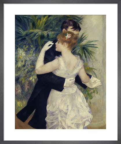 Dance in the City, 1883 by Pierre Auguste Renoir