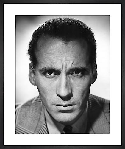 Christopher Lee (The Curse of Frankenstein) by Hollywood Photo Archive