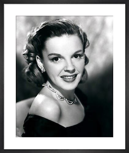 Judy Garland by Hollywood Photo Archive