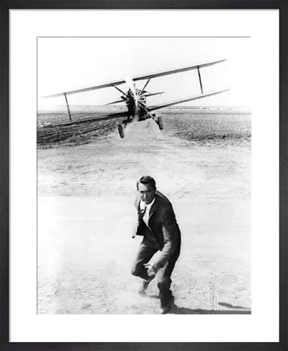 Cary Grant (North by Northwest) by Hollywood Photo Archive