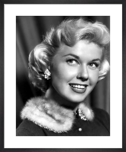 Doris Day (By the Light of the Silvery Moon) by Hollywood Photo Archive