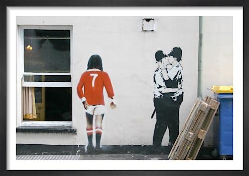 Banksy - Brighton Pub by Panorama London
