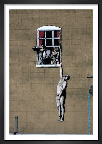 Banksy - Park Street 2 by Panorama London