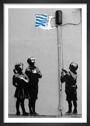 Banksy - Essex Road by Panorama London