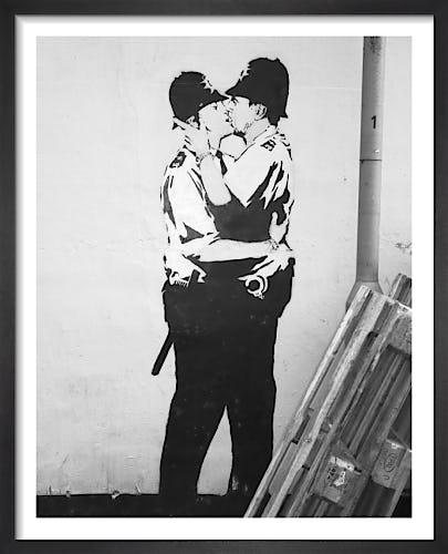 Banksy - Brighton by Panorama London
