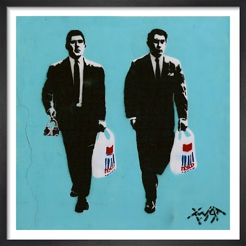 Krays - Hackney Road by Panorama London
