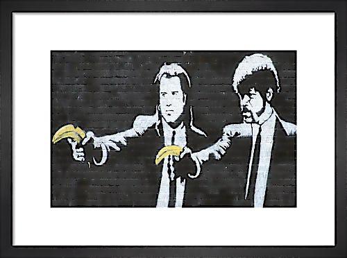 Pulp Fiction by Street Art