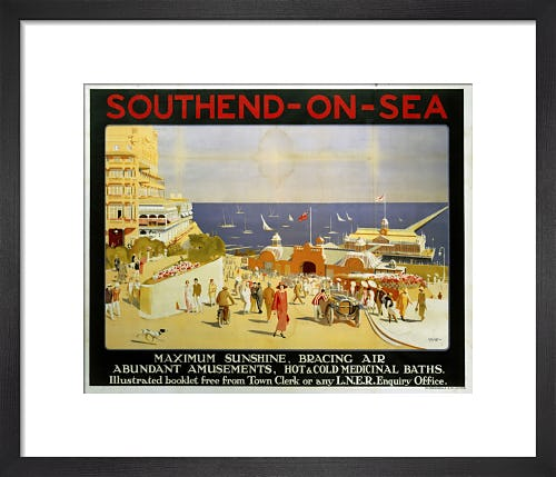 Southend-On-Sea - Maximum Sunshine by Anonymous