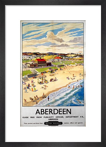Aberdeen by Anonymous