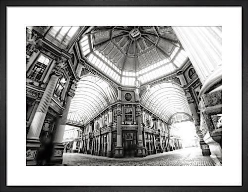 Leadenhall Market by Panorama London