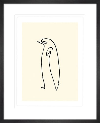 Le pingouin by Pablo Picasso