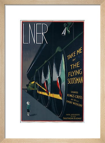 The Flying Scotsman by Anonymous