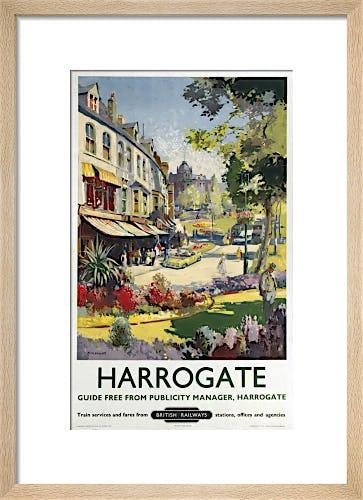 Harrogate - Shops II by Anonymous