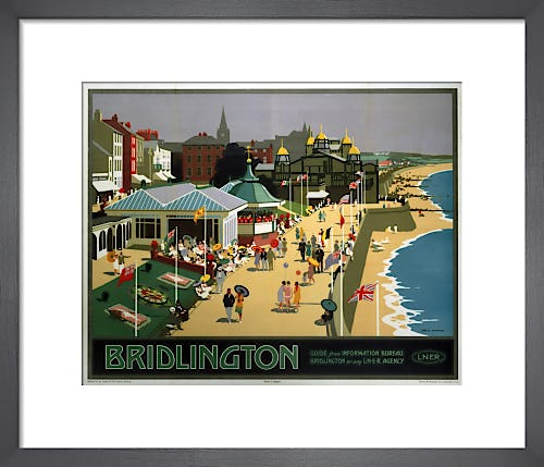 Bridlington - Sea Front by Anonymous