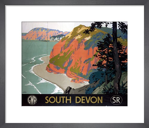 South Devon - GWR by Anonymous
