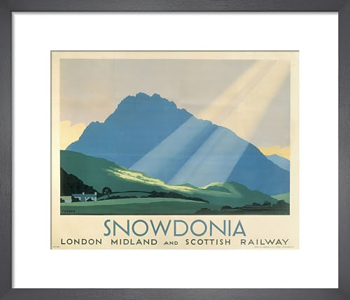 Snowdonia by Anonymous