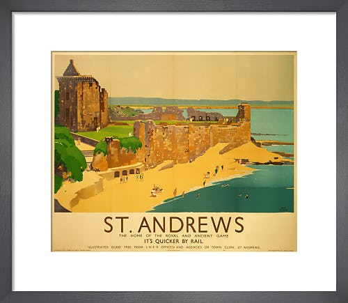 St Andrews - Beach by Anonymous