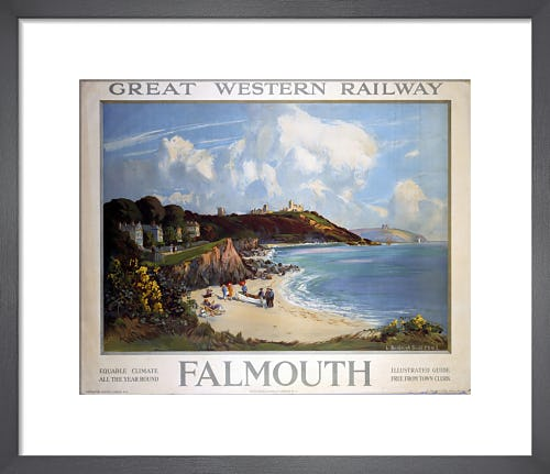 Falmouth - GWR by Anonymous