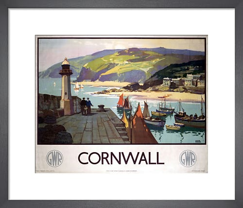 Cornwall - GWR by Anonymous