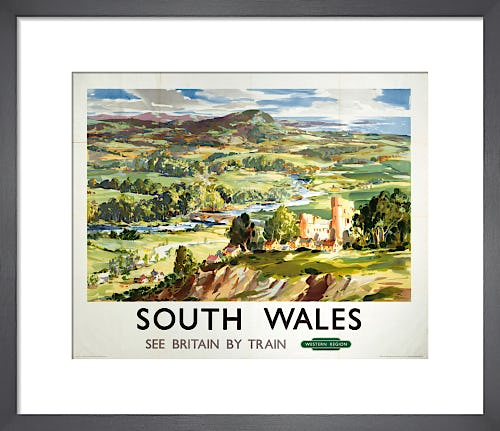 South Wales by Anonymous