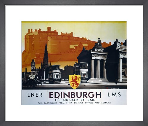 Edinburgh - Trams by Anonymous