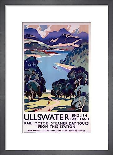 Ullswater - English Lake-Land Day Tours by Anonymous