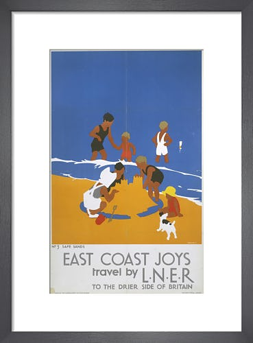 East Coast Joys - Safe Sands by Anonymous